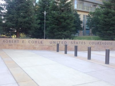 Robert F. Coyle Federal Courthouse, Fresno, California